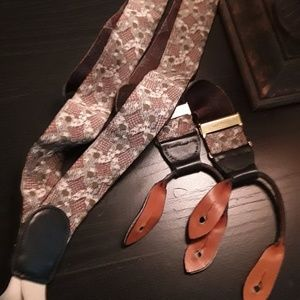 Men's Cole Haan Suspenders